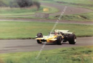 Lola T190 Mike Hailwood . Oulton Park Gold Cup 1970 action photo